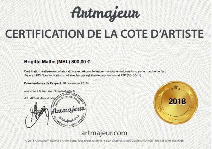 Brigitte Mathé (MBL) - Certification AKOUN