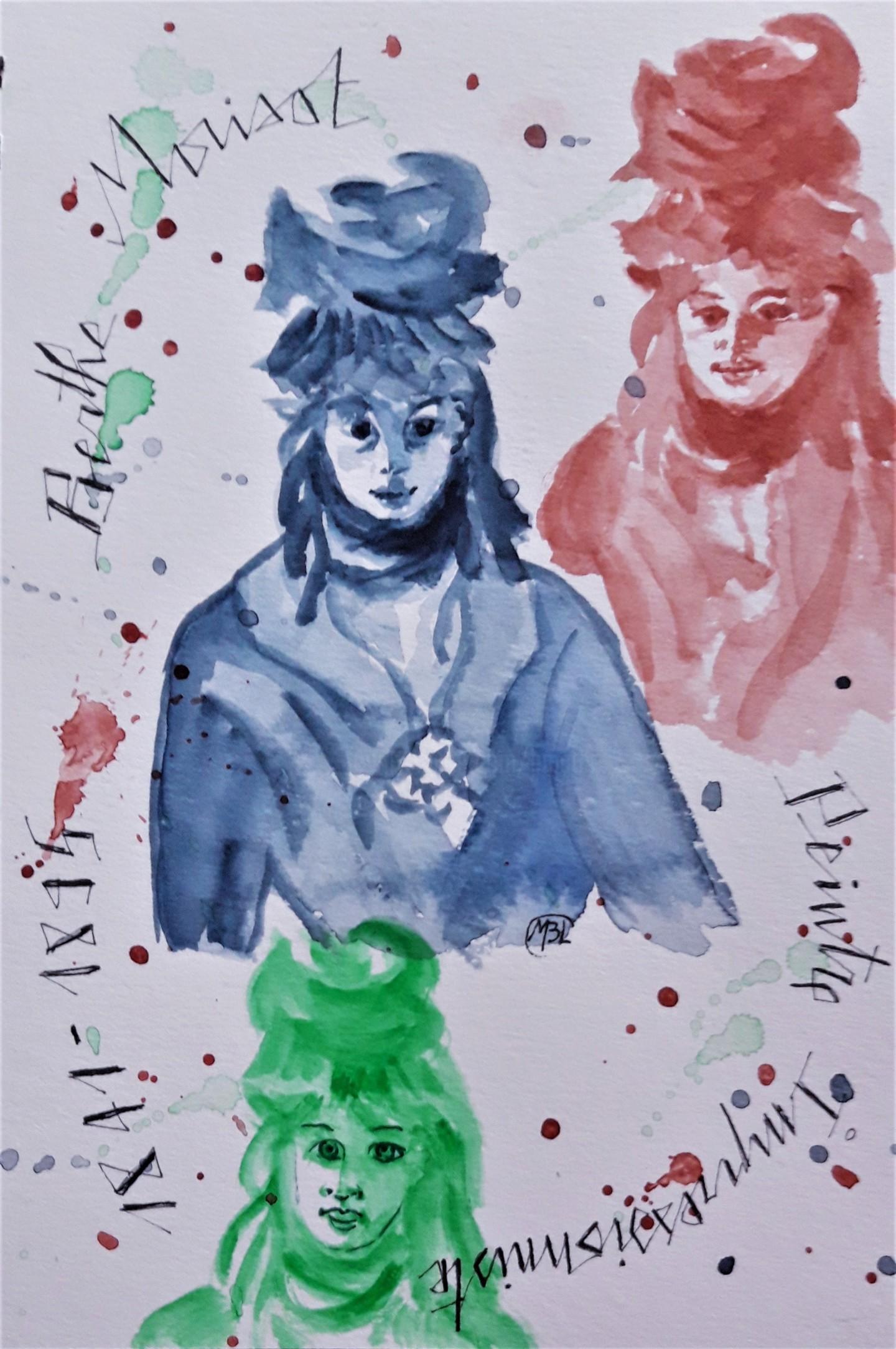 Brigitte Mathé (MBL) - Berthe Morisot 2