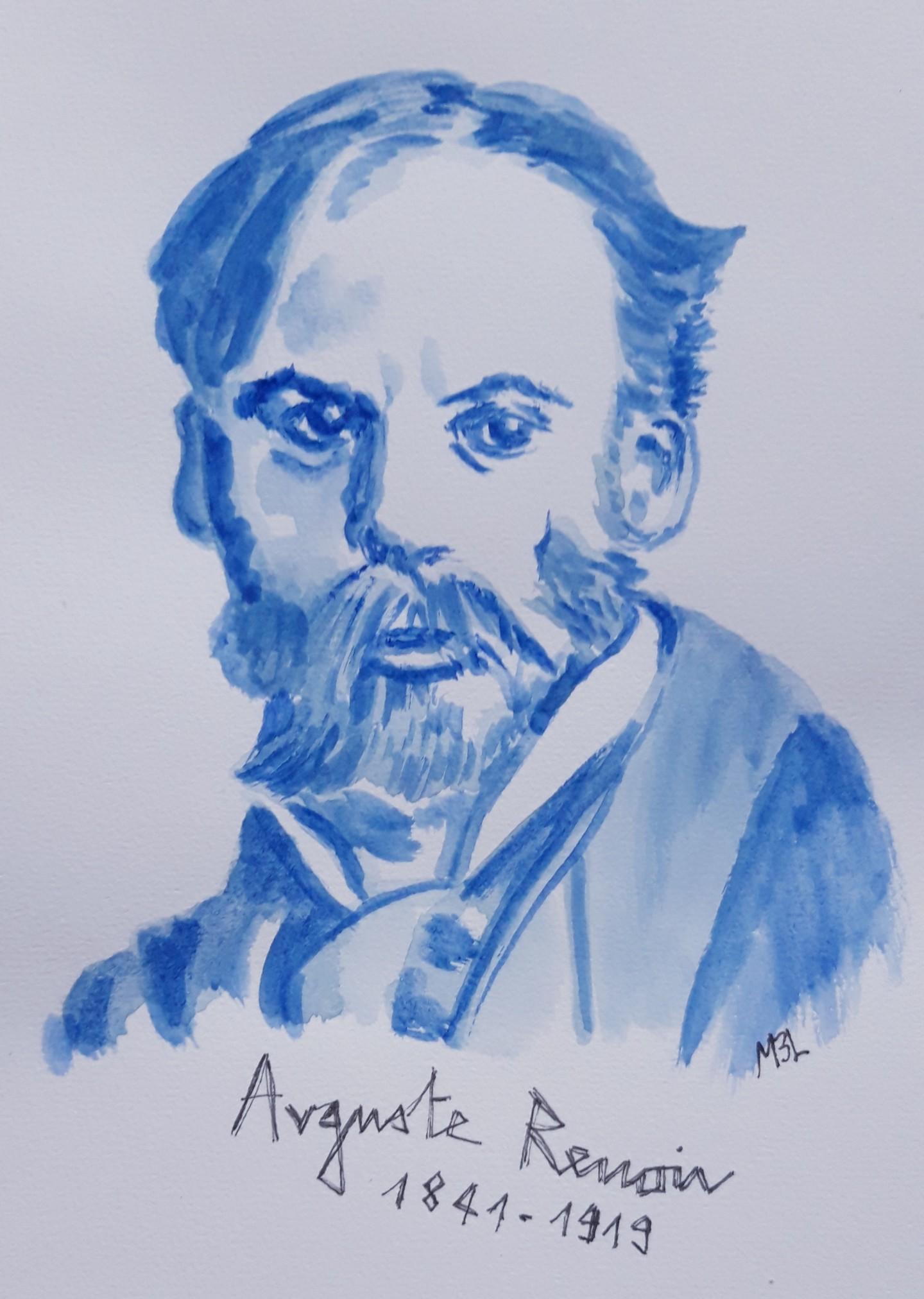 Brigitte Mathé (MBL) - Auguste Renoir