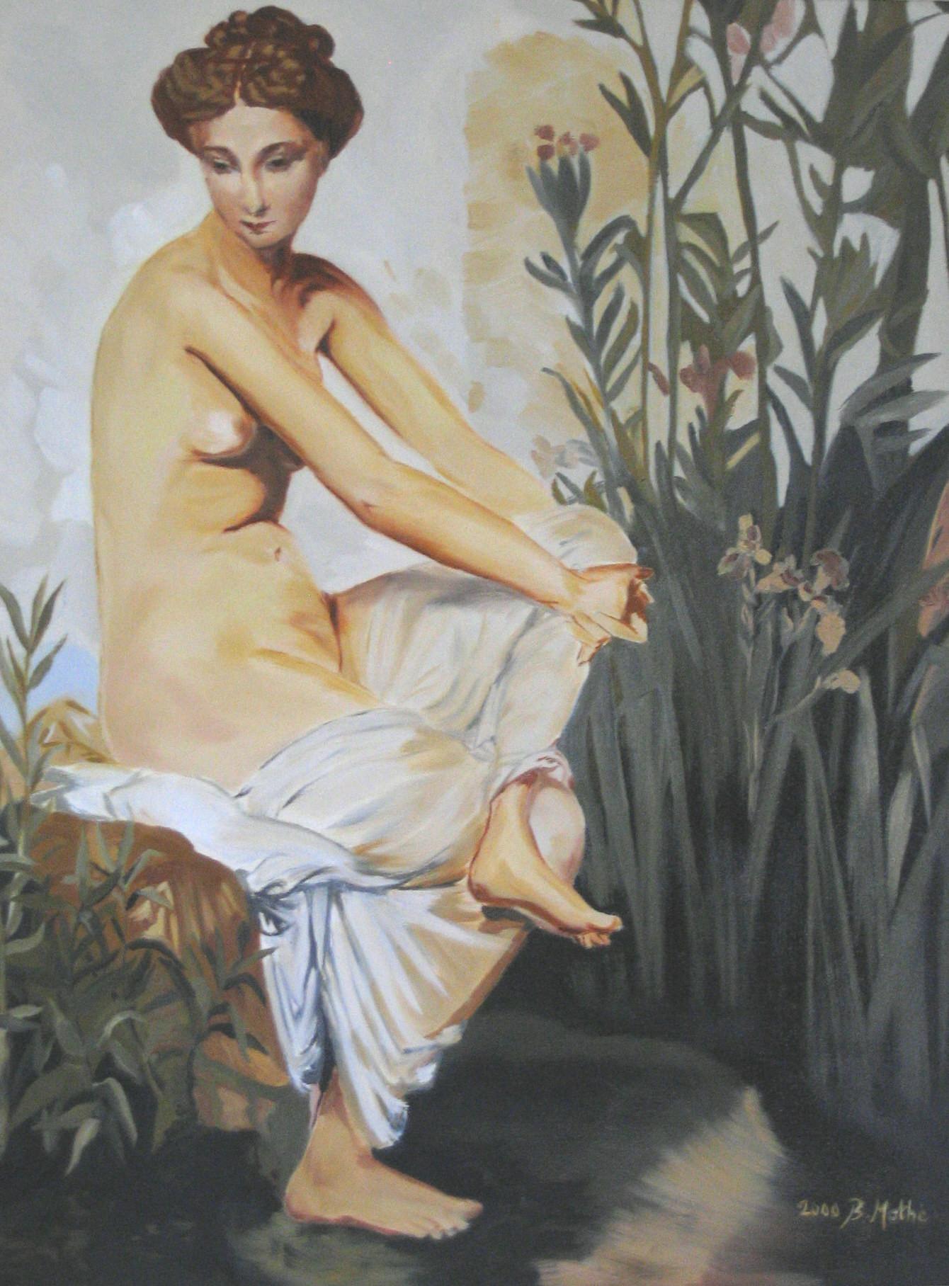 Brigitte Mathé (MBL) - Naïade ( copie)