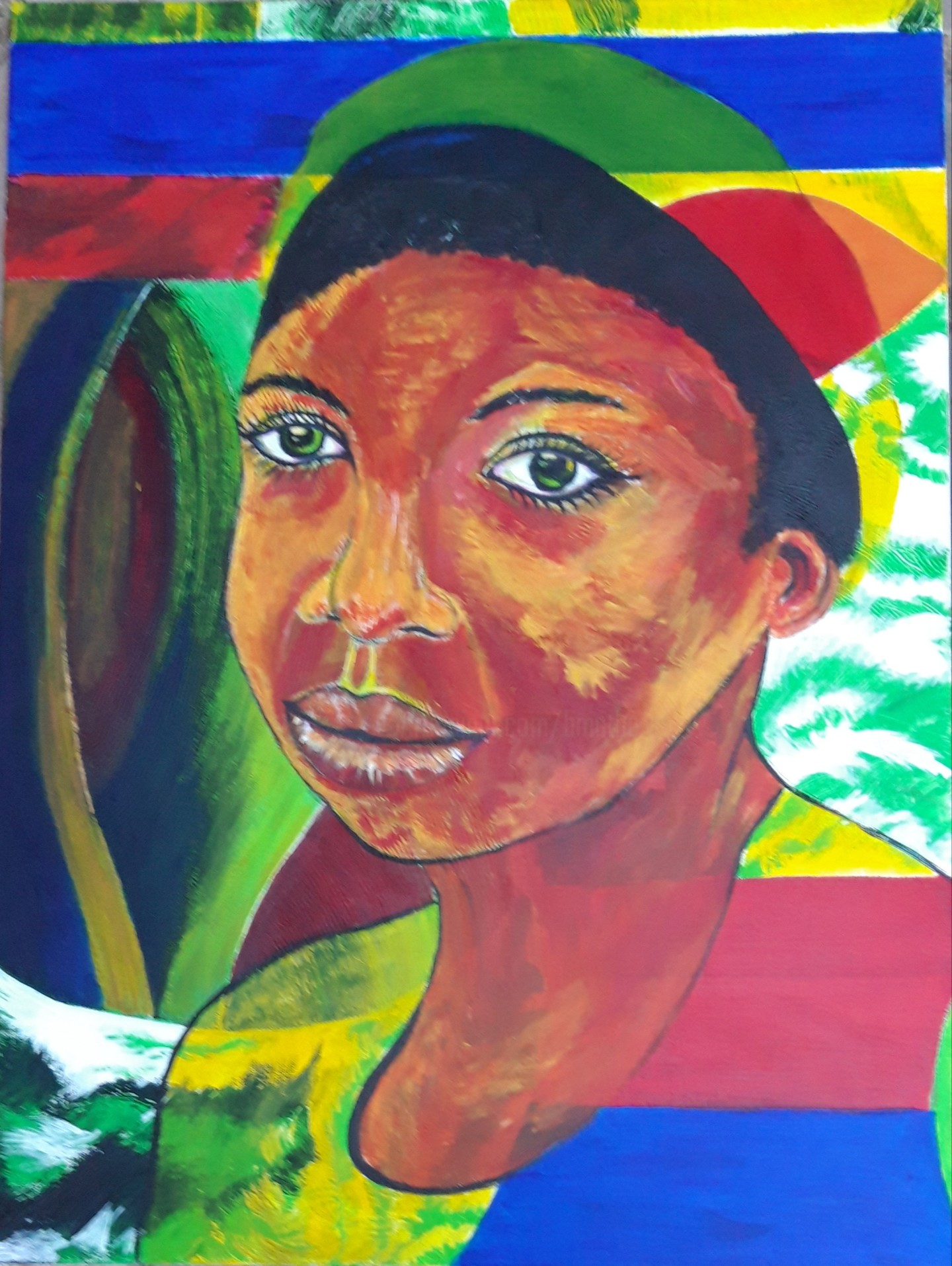 Brigitte Mathé (MBL) - African beauty