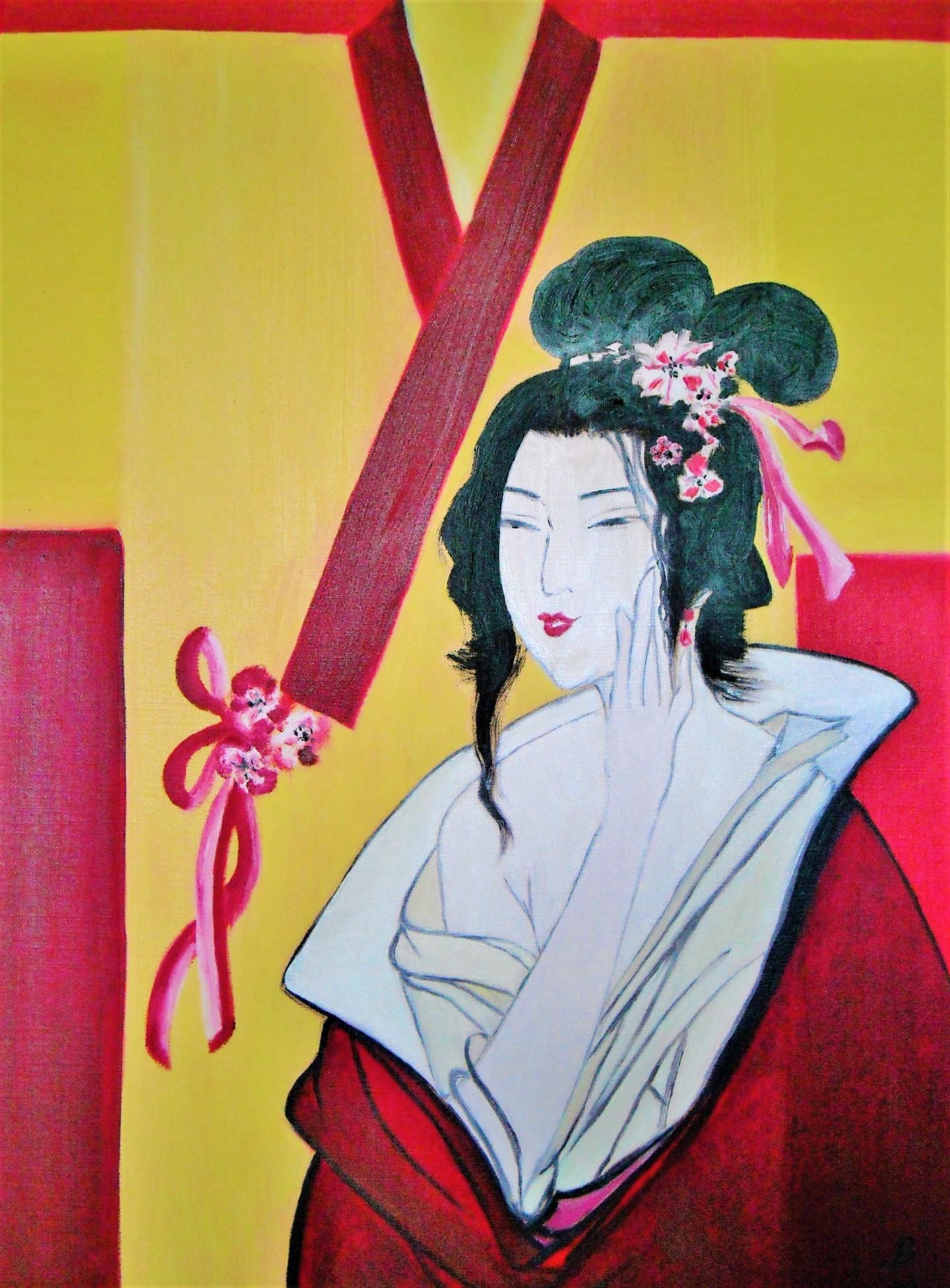 Brigitte Mathé (MBL) - Kimono 1