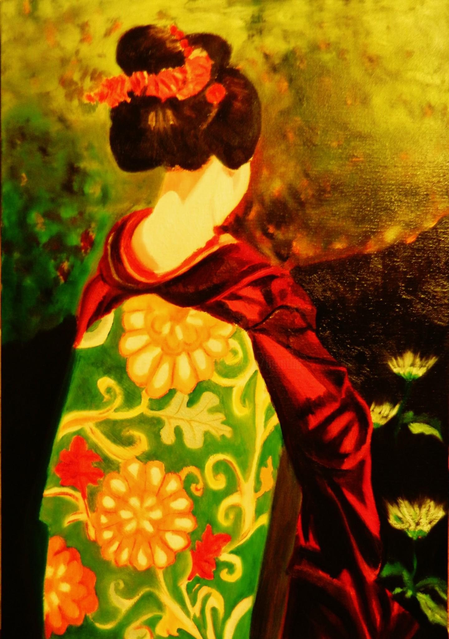 Brigitte Mathé (MBL) - Kimono 2