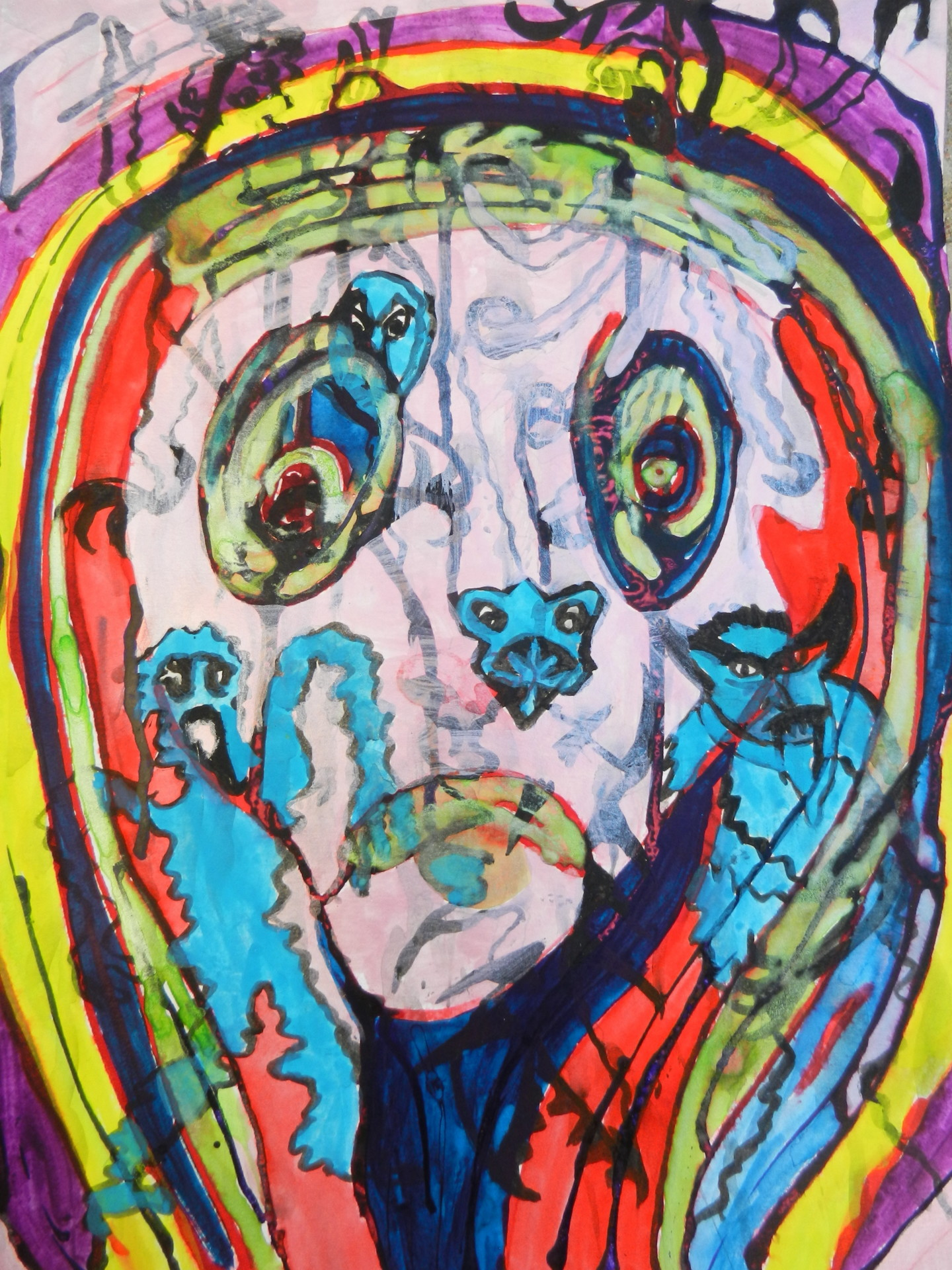 Brigitte Mathé (MBL) - My E.T