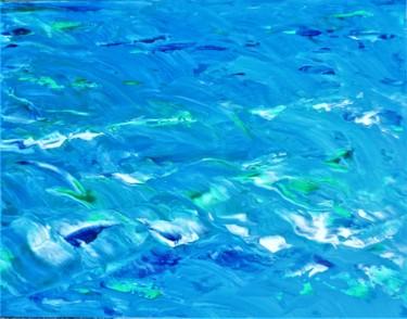 Blue Matala 2 #artistsupportpledge