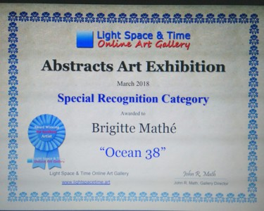 Abstracts Art Competition Special Recognition