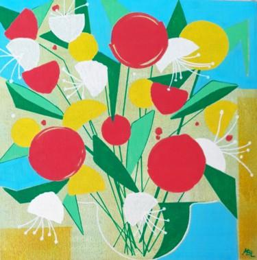 Bouquet printanier 4