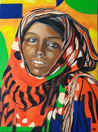 Jeune Femme du Désert de Danakil