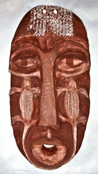 Masque Africain sculpture