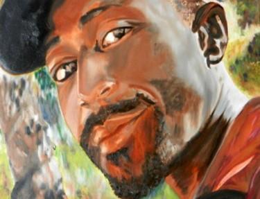L'homme à la casquette, série Haïti