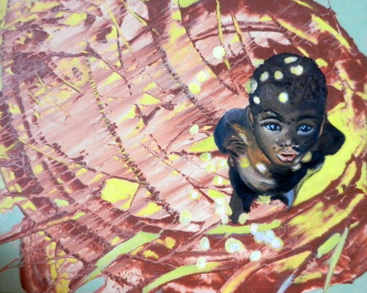 MBL Brigitte Mathé - L'Orphelin d'Haïti, série Haïti