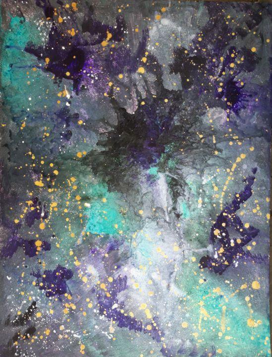 Brigitte Mathé (MBL) - Explosion cosmique