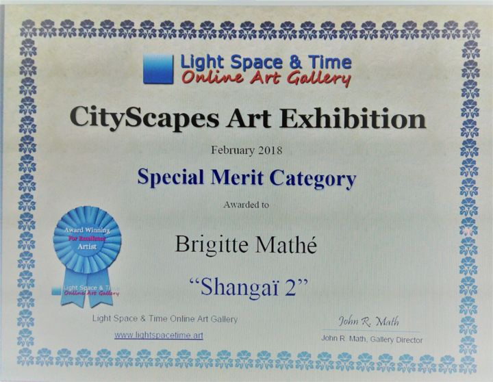 MBL - Cityscapes Art Competition Special Merit