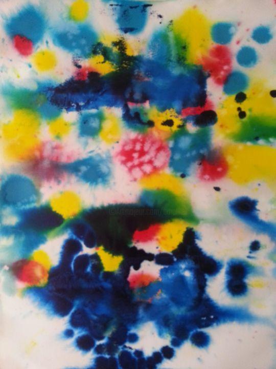 MBL Brigitte Mathé - Abstract 8